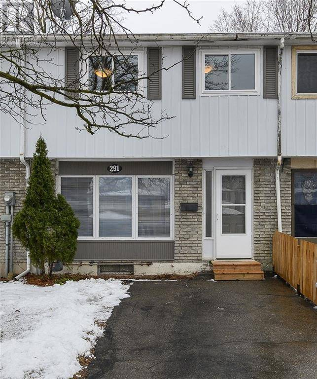 Townhouse for sale at 291 Linden Dr Cambridge Ontario - MLS: 30797222