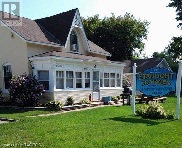 Home for sale at 291 Mill St Saugeen Shores Ontario - MLS: 240723