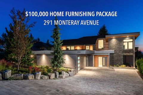 House for sale at 291 Monteray Ave North Vancouver British Columbia - MLS: R2407524