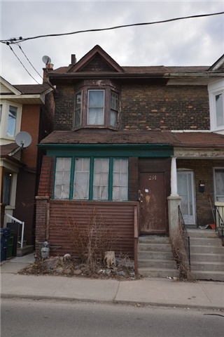 Removed: 291 Old Weston Road, Toronto, ON - Removed on 2018-08-03 11:27:44