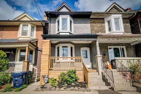Townhouse for sale at 291 Old Weston Rd Toronto Ontario - MLS: W4514138