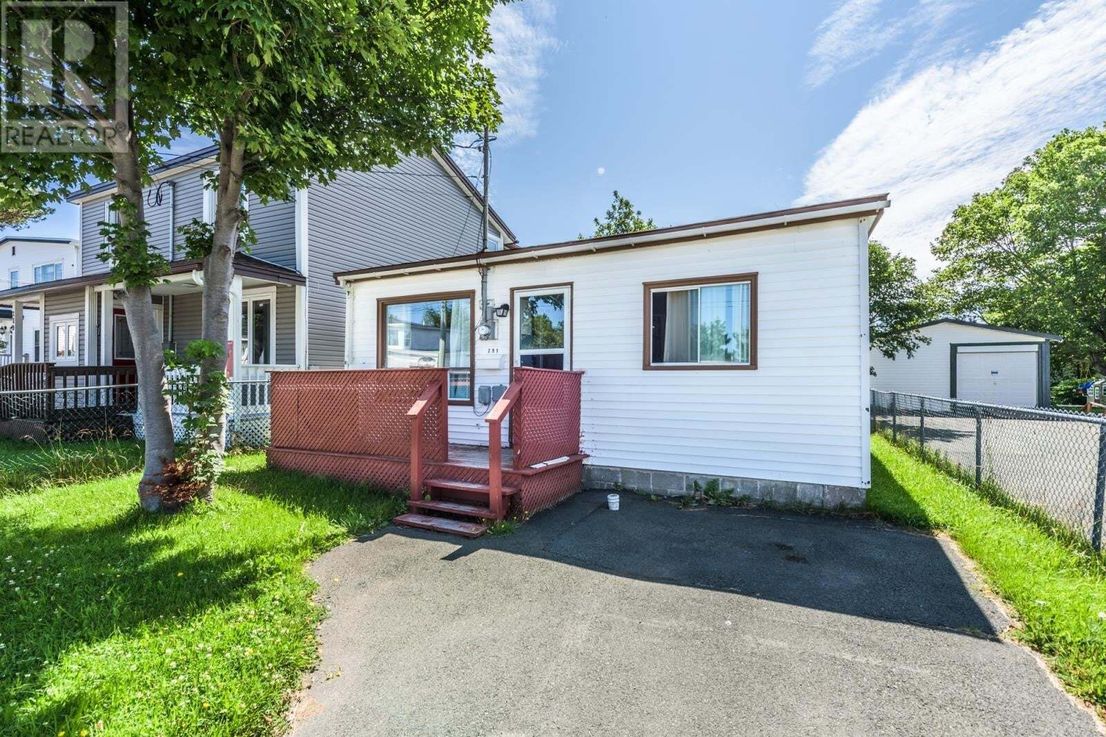 House for sale at 291 Pennywell Rd St. John's Newfoundland - MLS: 1218626