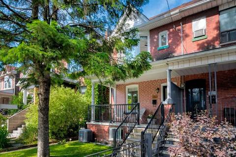 Townhouse for sale at 291 Symington Ave Toronto Ontario - MLS: W4484816