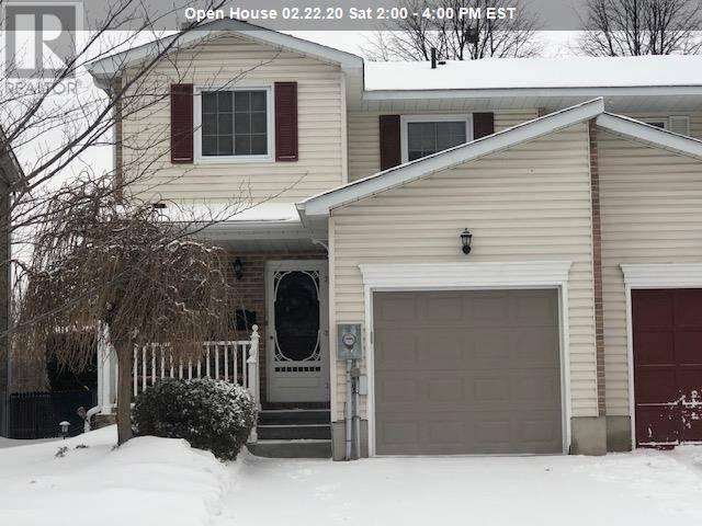 Townhouse for sale at 291 Vanguard Ct Kingston Ontario - MLS: K20000881