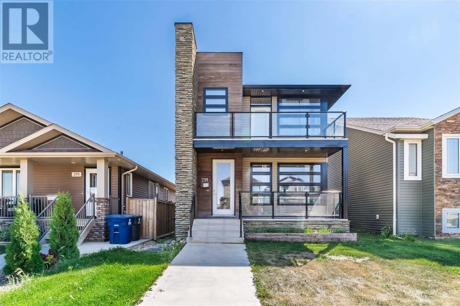 House for sale at 291 Wyant Ln Saskatoon Saskatchewan - MLS: SK819642