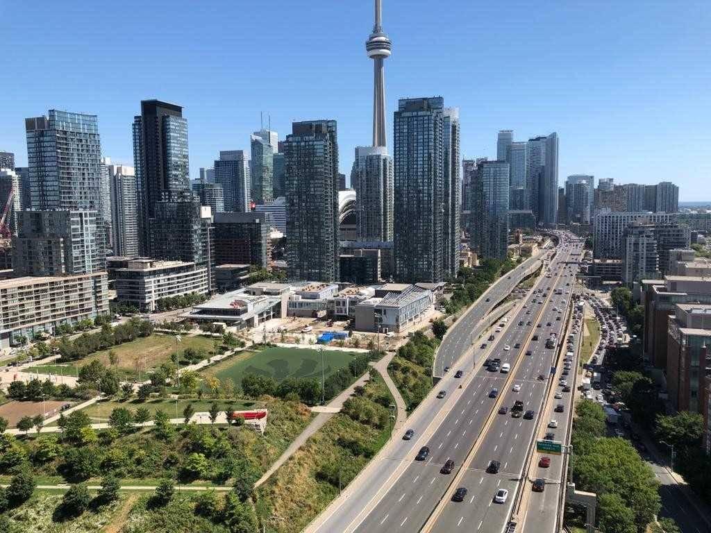 Apartment for rent at 38 Dan Leckie Wy Unit 2910 Toronto Ontario - MLS: C4606232