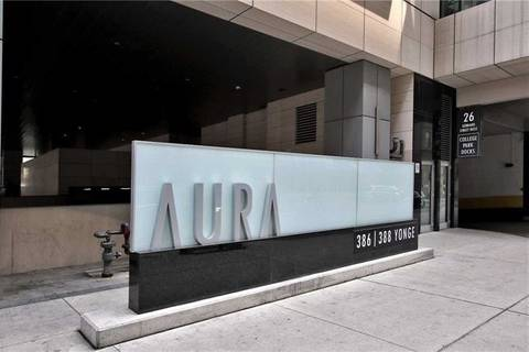 Apartment for rent at 386 Yonge St Unit 2910 Toronto Ontario - MLS: C4448968