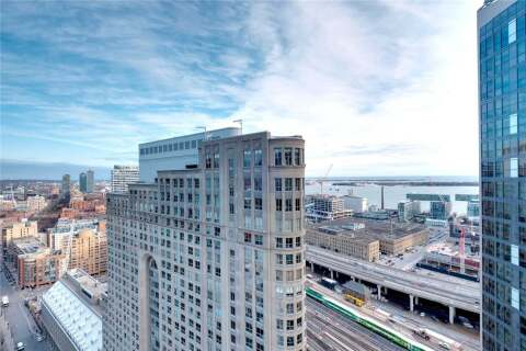 Apartment for rent at 8 The Esplanade Ave Unit 2910 Toronto Ontario - MLS: C4816401
