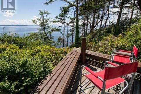 House for sale at 2910 Arbutus Ln Savary Island British Columbia - MLS: 13280