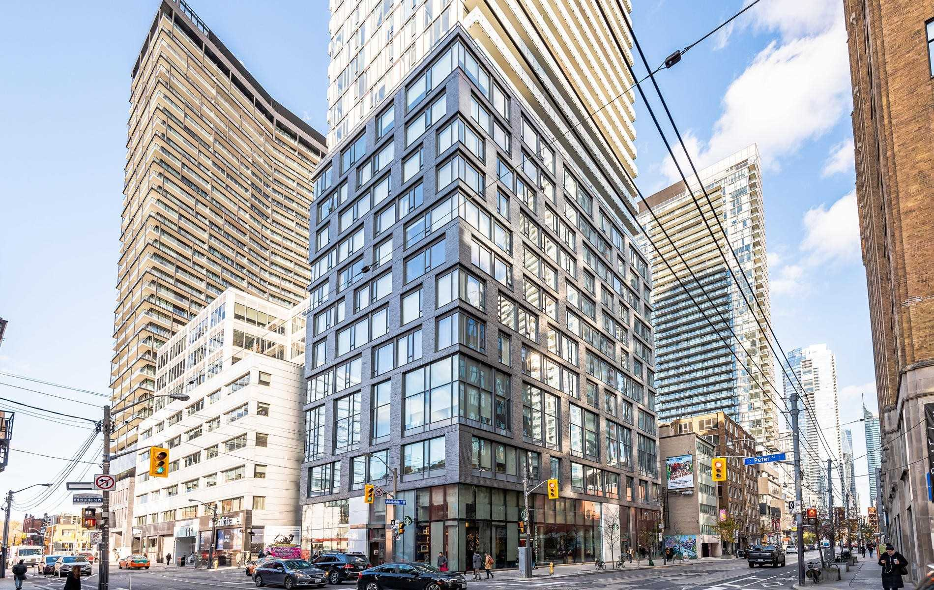 For Sale: 2911 - 101 Peter Street, Toronto, ON | 2 Bed, 2 Bath Condo for $868000.00. See 20 photos!