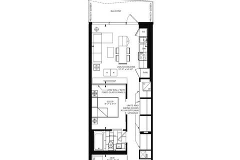 Apartment for rent at 197 Yonge St Unit 2911 Toronto Ontario - MLS: C4550527