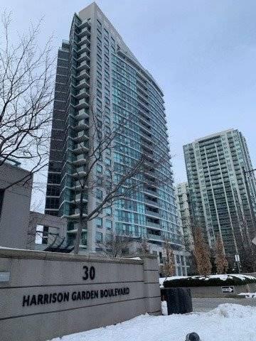 Apartment for rent at 30 Harrison Garden Blvd Unit 2911 Toronto Ontario - MLS: C4675870