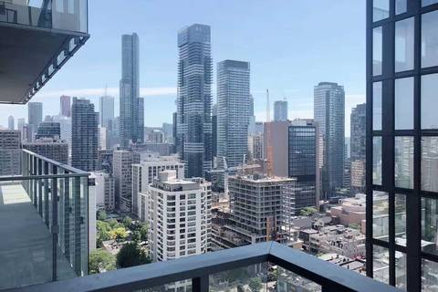 Apartment for rent at 50 Wellesley St Unit 2911 Toronto Ontario - MLS: C4497162
