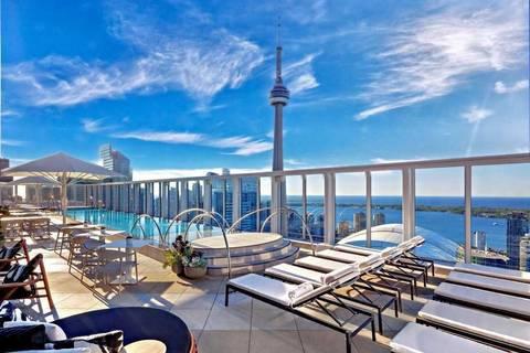 Condo for sale at 88 Blue Jays Wy Unit 2911 Toronto Ontario - MLS: C4695080