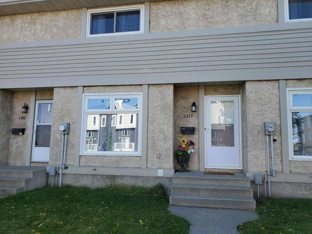 Townhouse for sale at 2913 151 Ave Nw Edmonton Alberta - MLS: E4173651