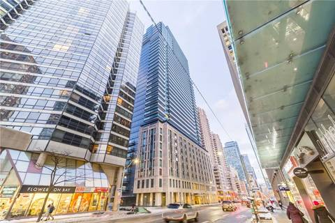 Apartment for rent at 955 Bay St Unit 2914 Toronto Ontario - MLS: C4704477