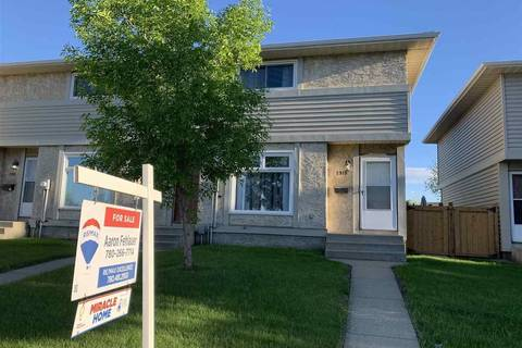 Townhouse for sale at 2915 151 Ave Nw Edmonton Alberta - MLS: E4165451