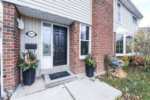 Townhouse for sale at 2915 Bramshaw Gdns Mississauga Ontario - MLS: W4629498