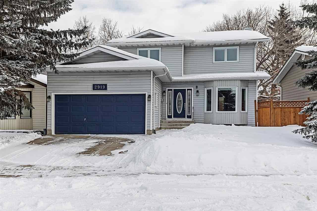 House for sale at 2919 104 St Nw Edmonton Alberta - MLS: E4187430