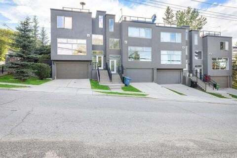 Townhouse for sale at 2919 17 St Southwest Calgary Alberta - MLS: C4300398
