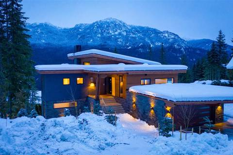 House for sale at 2919 Heritage Peaks Tr Whistler British Columbia - MLS: R2331470