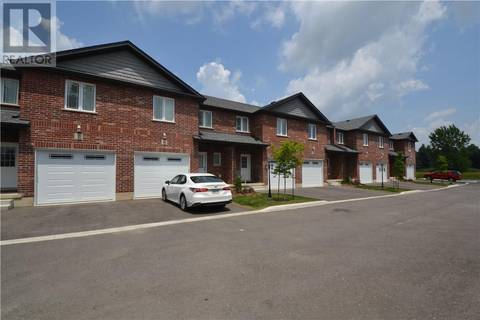 Residential property for sale at 7 Falcon Dr Unit 292 Woodstock Ontario - MLS: 195304