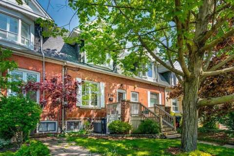 Townhouse for sale at 292 Bain Ave Toronto Ontario - MLS: E4771457