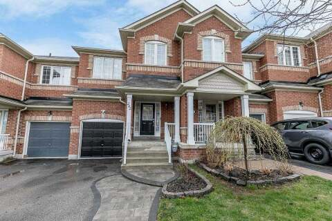 Townhouse for sale at 292 Fred Hagan Ct Newmarket Ontario - MLS: N4778316
