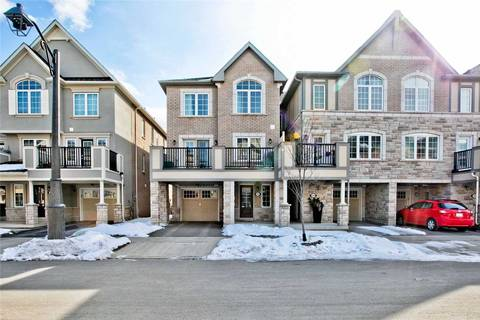 Townhouse for sale at 292 Jemima Dr Oakville Ontario - MLS: W4696017