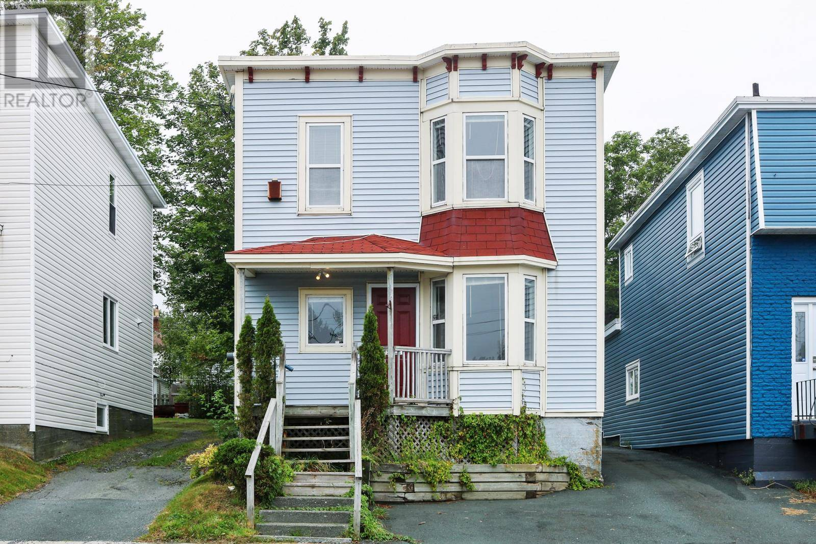 Home for sale at 292 Lemarchant Rd St. John's Newfoundland - MLS: 1201181