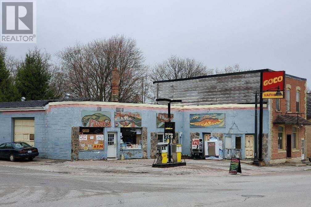 Commercial property for sale at 292 Queen St S Paisley Ontario - MLS: 243592