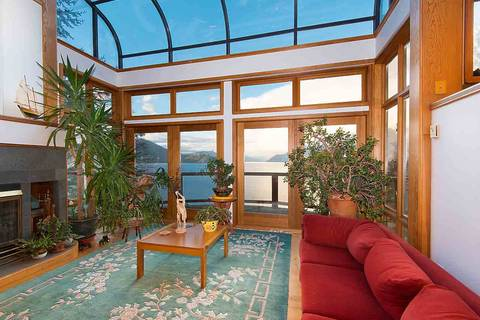 House for sale at 292 Smugglers Cove Rd Bowen Island British Columbia - MLS: R2319563