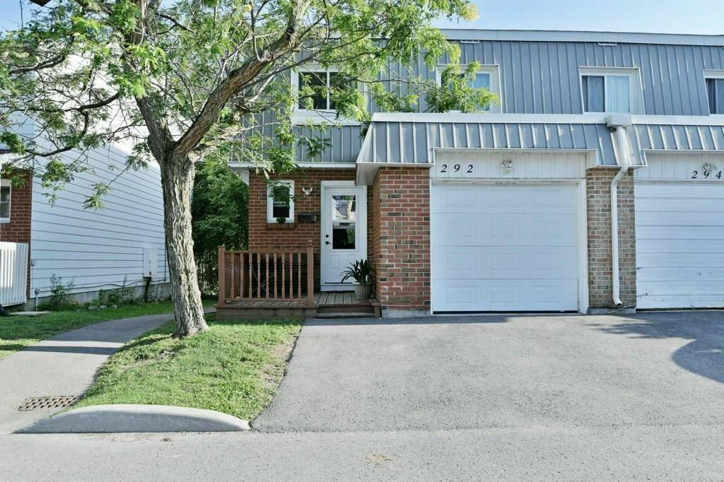 Townhouse for sale at 292 Stone Quarry Pt Ottawa Ontario - MLS: 1168326