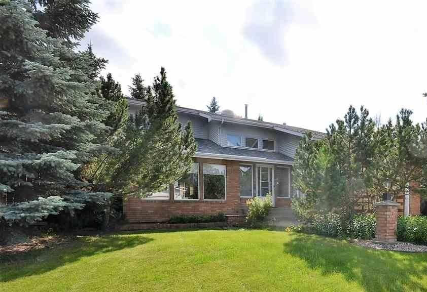 House for sale at 292 Westridge Rd Nw Edmonton Alberta - MLS: E4176191
