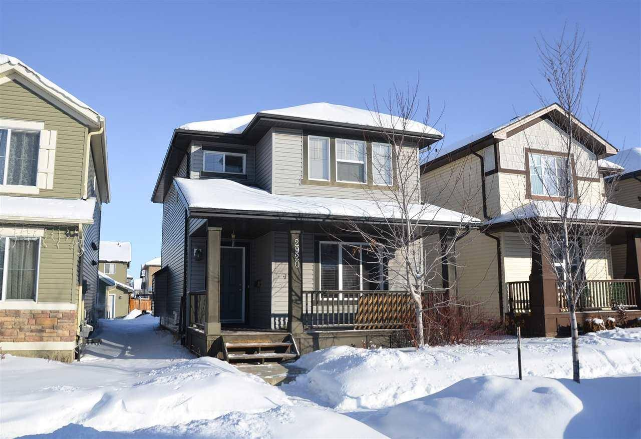 House for sale at 2920 21 Ave Nw Edmonton Alberta - MLS: E4187837