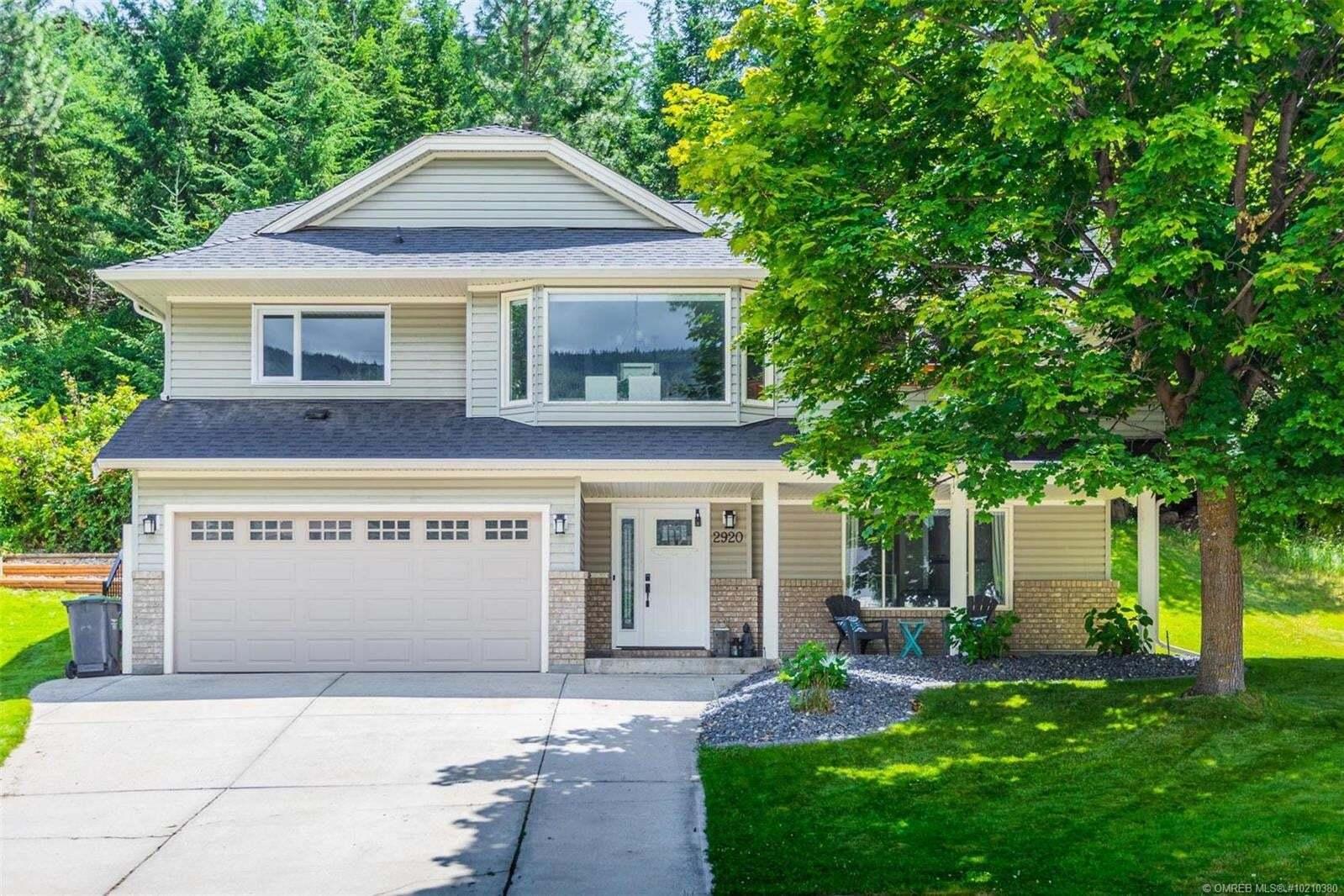 House for sale at 2920 Fieldstone Ct West Kelowna British Columbia - MLS: 10210380