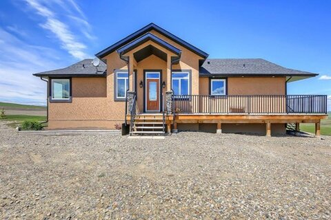 House for sale at 292071 Twp. Rd 164  Nanton Alberta - MLS: A1044031