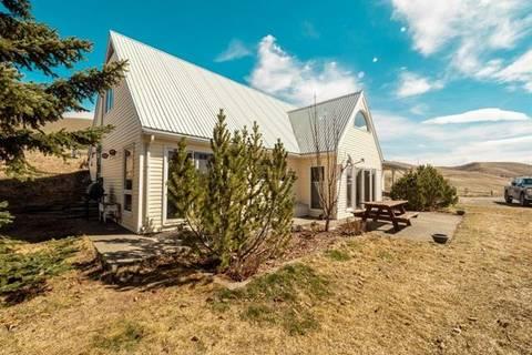 House for sale at 29218   Rural Pincher Creek M.d. Alberta - MLS: C4293913
