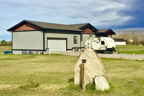 House for sale at 292240 Butte Hills Ln Rural Rocky View County Alberta - MLS: C4273739