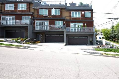 Townhouse for sale at 2925 17 St Southwest Calgary Alberta - MLS: C4247756