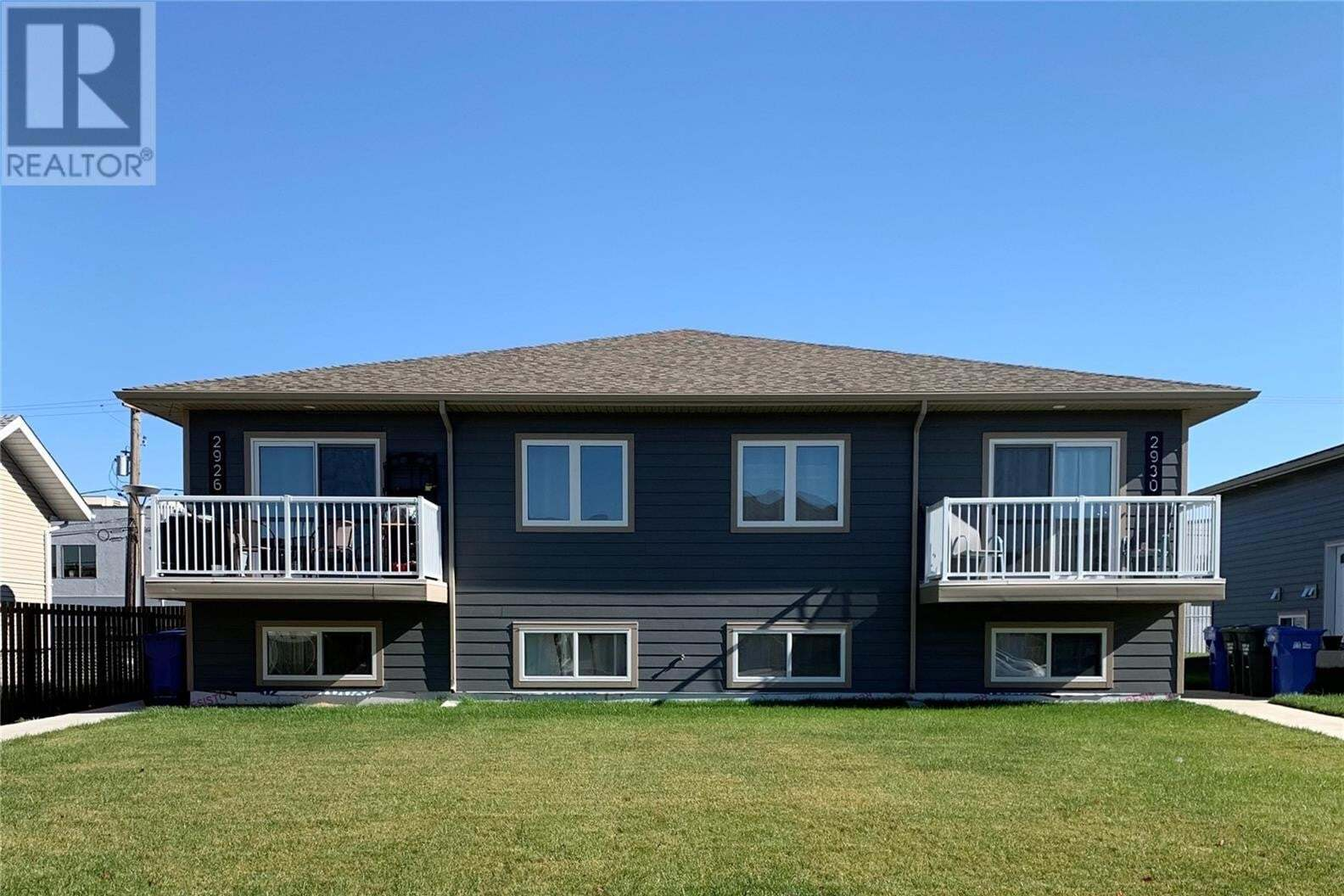 Townhouse for sale at 2926 5a Ave E Prince Albert Saskatchewan - MLS: SK828107