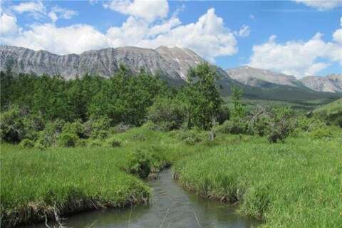 Residential property for sale at 293 Chapel Rock Road  Rural Pincher Creek M.d. Alberta - MLS: C4297366