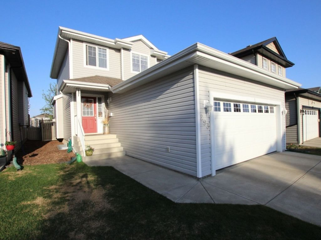 For Sale: 293 Birchwood Drive, Devon, AB | 3 Bed, 3 Bath House for $374,500. See 10 photos!
