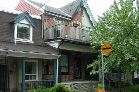 Townhouse for sale at 293 Euclid Ave Toronto Ontario - MLS: C4628984