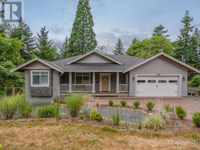 House for sale at 293 Glacier View Dr Comox British Columbia - MLS: 457747