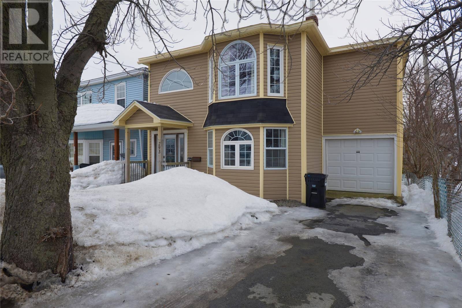 House for sale at 293 Hamilton Ave St. John's Newfoundland - MLS: 1212021