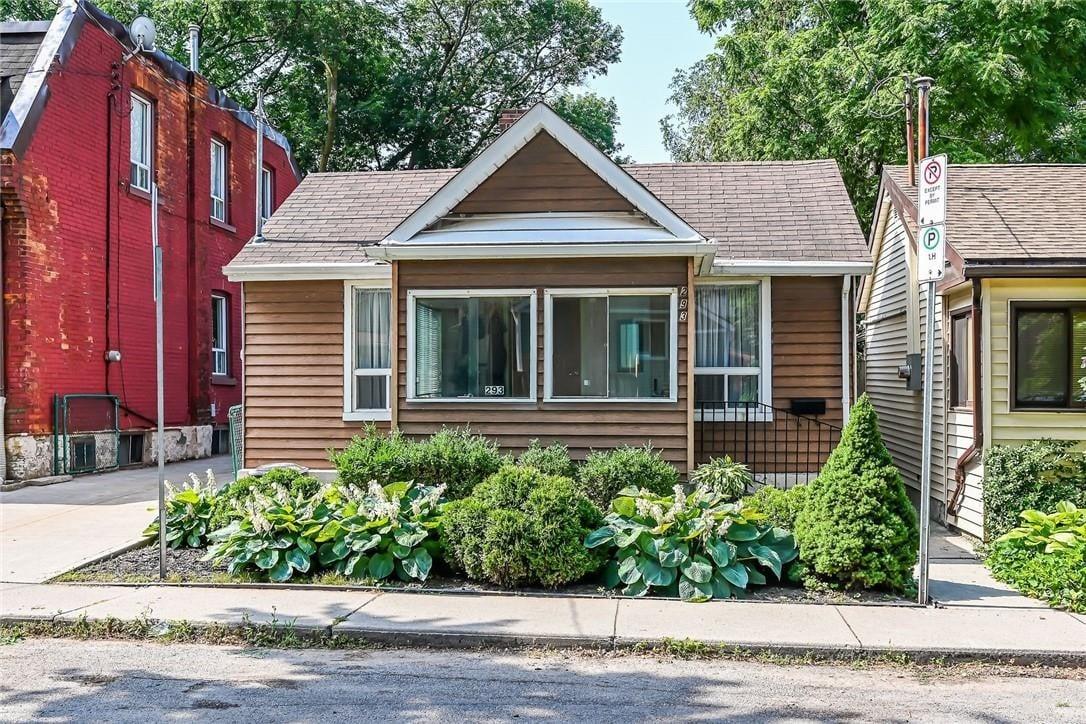 House for sale at 293 Jackson St W Hamilton Ontario - MLS: H4082616