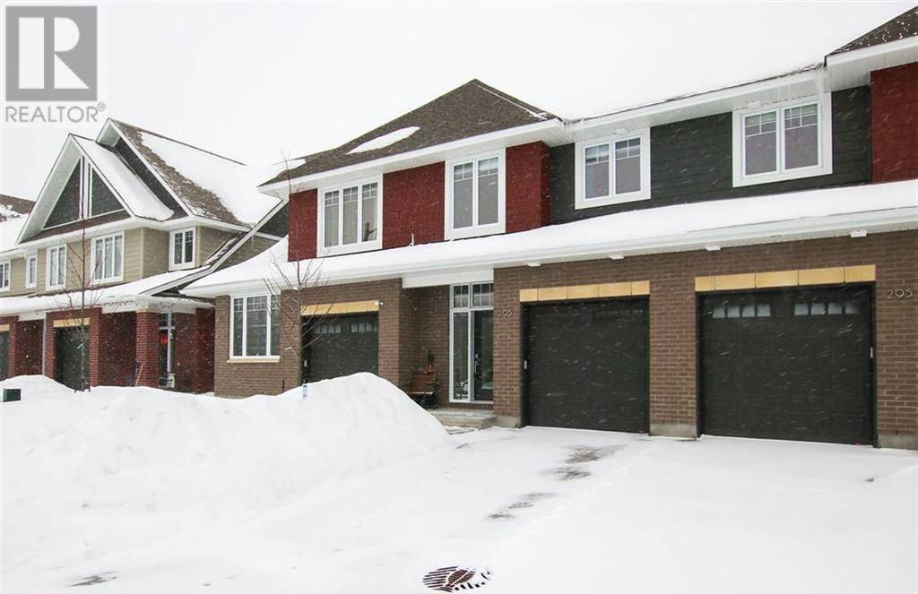 Townhouse for sale at 293 Kilspindie Rdge Ottawa Ontario - MLS: 1182676