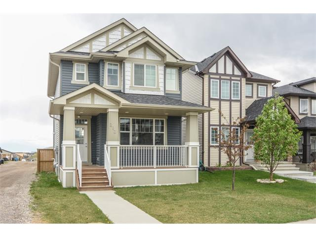 Removed: 293 Silverado Plains Circle Southwest, Calgary, AB - Removed on 2017-09-05 21:20:49