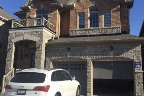 House for rent at 293 Wilfred Murison Ave Markham Ontario - MLS: N4976354